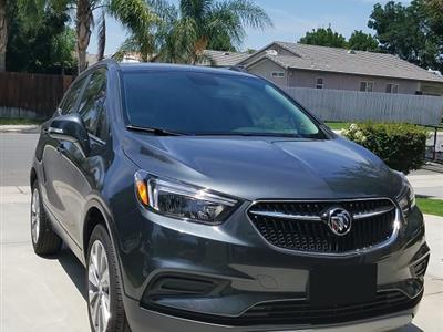 2018 Buick Encore lease in Bakersfield,CA - Swapalease.com