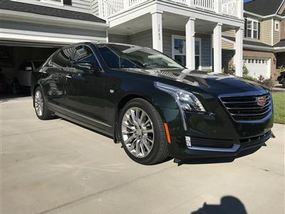 2017 Cadillac CT6 lease in Ladson,SD - Swapalease.com