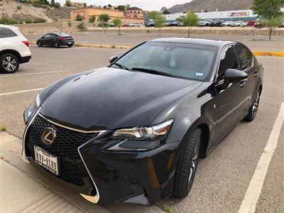 2018 Lexus GS 350 F Sport lease in El Paso,TX - Swapalease.com