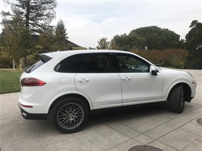 2018 Porsche Cayenne lease in Los Gatos,CA - Swapalease.com
