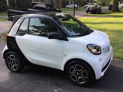 2018 smart fortwo electric drive lease in Louisville,KY - Swapalease.com
