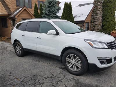 2017 Chevrolet Traverse lease in Rochester,NY - Swapalease.com