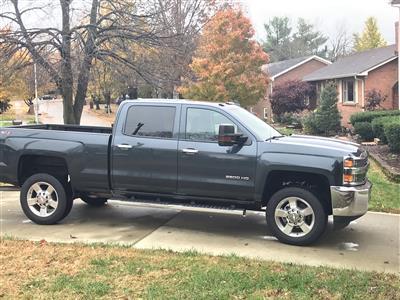 2018 Chevrolet Silverado 2500HD lease in Lexington,KY - Swapalease.com