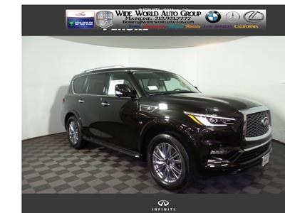 2019 Infiniti QX80 lease in New York,NY - Swapalease.com