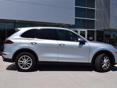 2016 Porsche Cayenne lease in Houston,TX - Swapalease.com