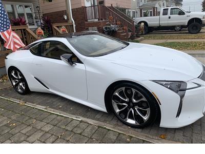 2018 Lexus LC lease in Rockaway  Park,NY - Swapalease.com