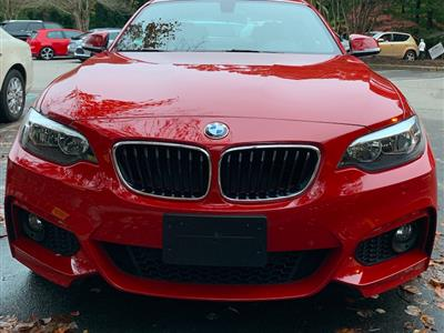 2017 BMW 2 Series lease in Cary,NC - Swapalease.com