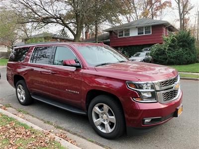 2018 Chevrolet Suburban lease in PLAINVIEW,NY - Swapalease.com