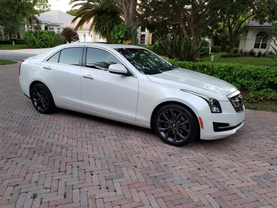 2018 Cadillac ATS lease in Jupiter,FL - Swapalease.com