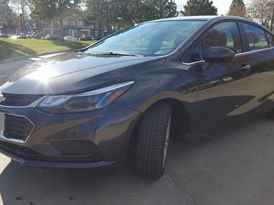 2017 Chevrolet Cruze lease in Denver,CO - Swapalease.com