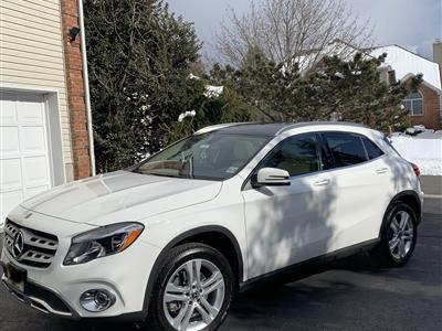 2019 Mercedes-Benz GLA SUV lease in East Hanover,NJ - Swapalease.com