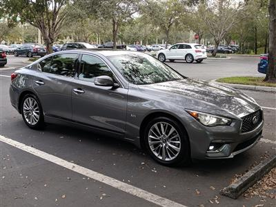2018 Infiniti Q50 lease in Coral Gables,FL - Swapalease.com