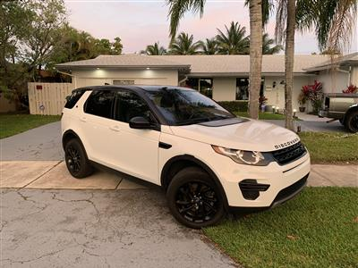 2017 Land Rover Discovery Sport lease in Miami,FL - Swapalease.com