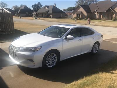 2017 Lexus ES 350 lease in Bullard (Tyler),TX - Swapalease.com