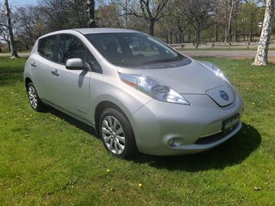 2015 Nissan LEAF lease in Gaithersburg,MD - Swapalease.com