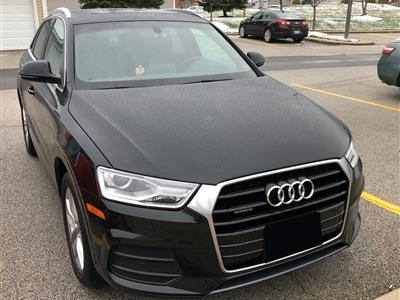 2017 Audi Q3 lease in Perrysburg,OH - Swapalease.com