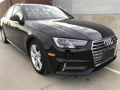 2018 Audi A4 lease in Red Bank,NJ - Swapalease.com
