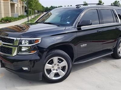 2017 Chevrolet Tahoe lease in Dallas,TX - Swapalease.com