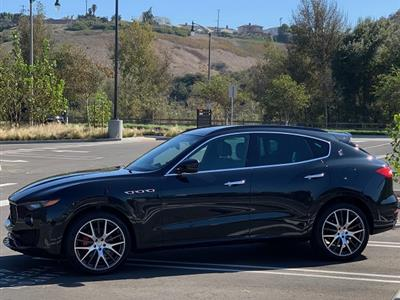 2017 Maserati Levante lease in Playa Vista,CA - Swapalease.com