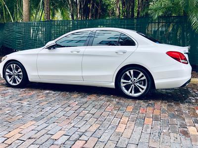 2018 Mercedes-Benz C-Class lease in Tampa,FL - Swapalease.com
