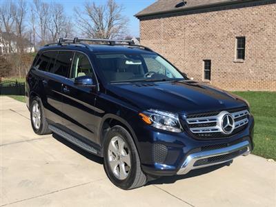 2018 Mercedes-Benz GLS-Class lease in Lexington,KY - Swapalease.com