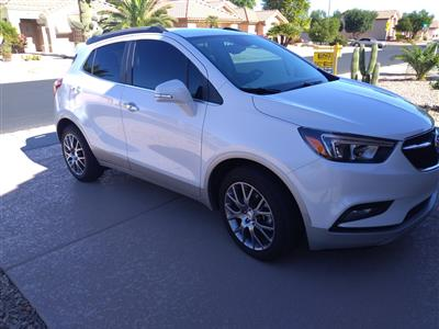 2017 Buick Encore lease in Sun City West ,AZ - Swapalease.com