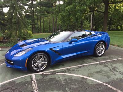 2016 Chevrolet Corvette lease in kokomo,IN - Swapalease.com