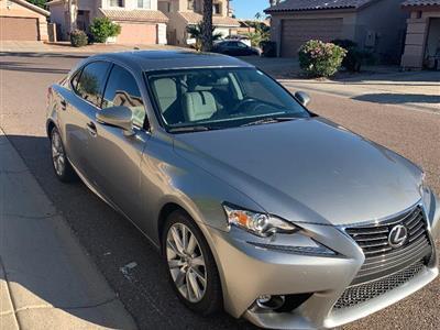 2015 Lexus IS 250 lease in Phoenix,AZ - Swapalease.com