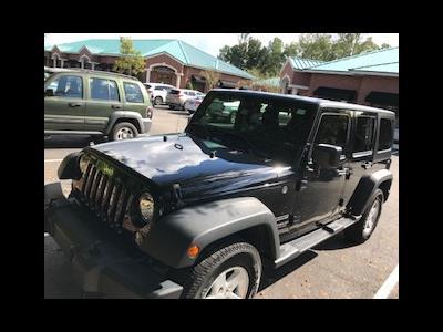 2017 Jeep Wrangler Unlimited lease in Apopka,FL - Swapalease.com