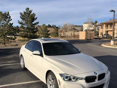 2017 BMW 3 Series lease in Colorado Springs,CO - Swapalease.com