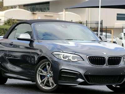 2017 BMW 2 Series lease in Derry,NH - Swapalease.com