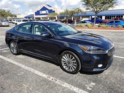 2017 Kia Cadenza lease in Cape Coral,FL - Swapalease.com