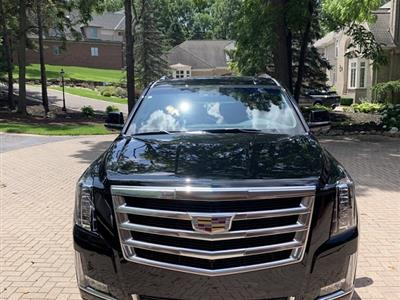 2017 Cadillac Escalade lease in Rochester Hills,MI - Swapalease.com