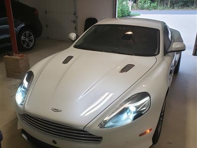 2012 Aston Martin Virage lease in Gibbsboro,NJ - Swapalease.com