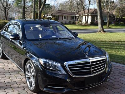 2017 Mercedes-Benz S-Class lease in englewood,NJ - Swapalease.com