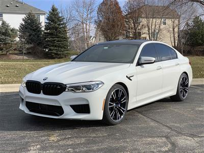 2018 BMW M5 lease in Pingree Grove,IL - Swapalease.com