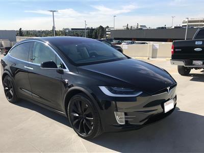 2017 Tesla Model X lease in Rolling Hills Est.,CA - Swapalease.com