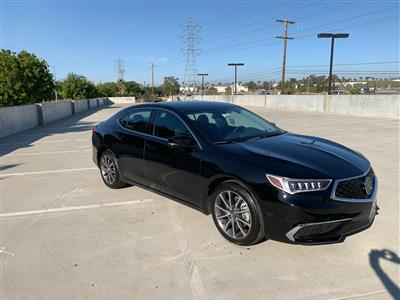 2018 Acura TLX lease in Escondido,CA - Swapalease.com