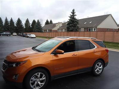 2018 Chevrolet Equinox lease in Sterling Heights,MI - Swapalease.com