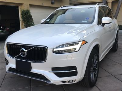 2017 Volvo XC90 lease in Irvine,CA - Swapalease.com