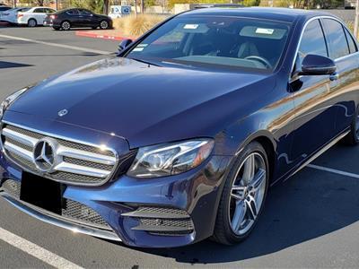 2018 Mercedes-Benz E-Class lease in Las Vegas,NV - Swapalease.com