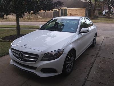 2016 Mercedes-Benz C-Class lease in Houston,TX - Swapalease.com