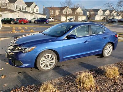 2017 Acura ILX lease in Naperville,IL - Swapalease.com