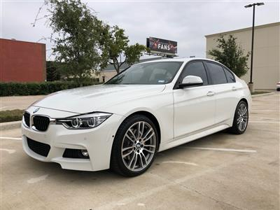 2017 BMW 3 Series lease in Dallas,TX - Swapalease.com