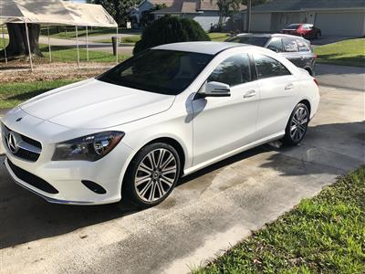 2018 Mercedes-Benz CLA Coupe lease in Port St. Lucie,FL - Swapalease.com