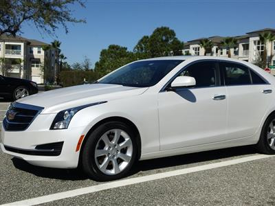 2017 Cadillac ATS lease in Tampa,FL - Swapalease.com