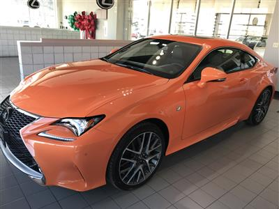 2017 Lexus RC 350 F Sport lease in South Haven,MN - Swapalease.com