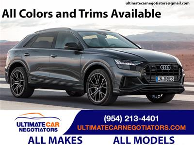 2019 Audi Q8 lease in Fort Lauderdale,FL - Swapalease.com