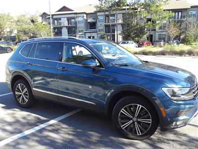 2018 Volkswagen Tiguan lease in Tampa,FL - Swapalease.com