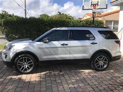 2018 Ford Explorer lease in Miami,FL - Swapalease.com